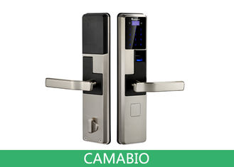 CAMA-C010 Luxury Biometric Electronic Keypad Door Lock For Home Entrance Access Control